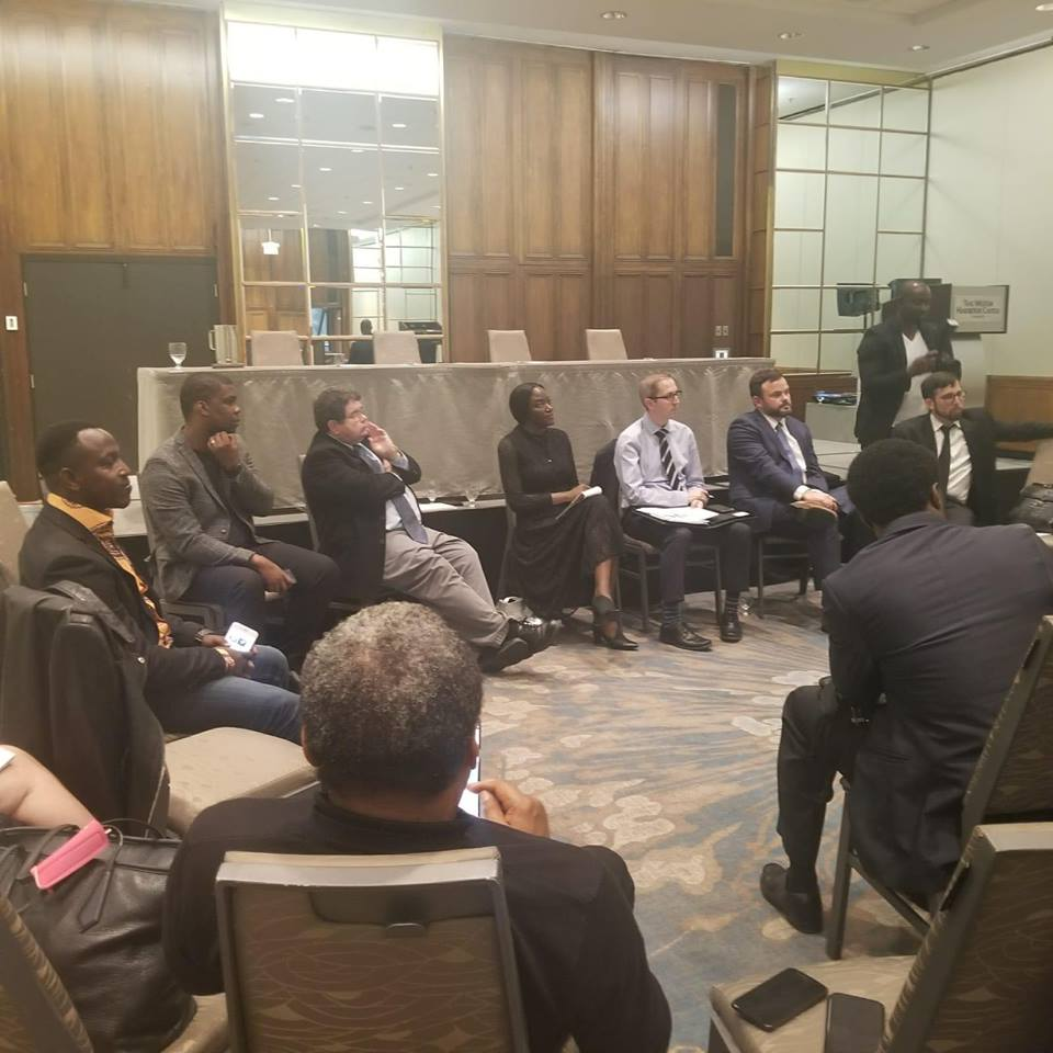 OLORUNSHEYI TALKS WITH INTERNATIONAL INDUSTRY LEADERS ON INDUSTRIALIZING AFRICA BUSINESSES IN CANADA