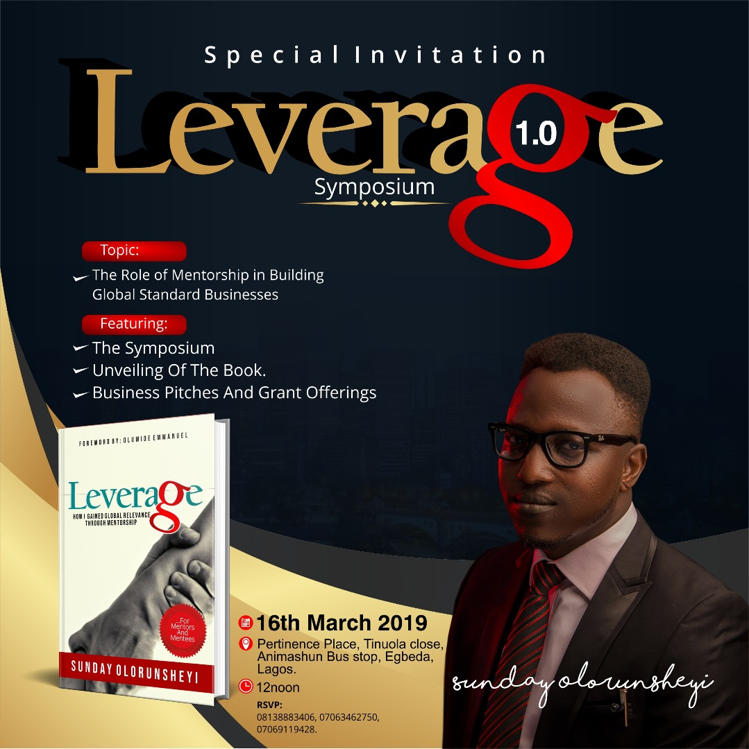 The Leverage Event